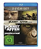 Planet der Affen/Planet der Affen: Prevolution [Blu-ray]