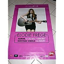 Elodie Fregé - 80X120Cm Affiche / Poster