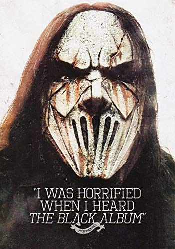 Generic Mick Thomson Slipknot Foto Poster The Gray Chapter Tour Iowa Maske Bluse 1 (A5-A4-A3) - A4