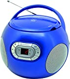 Soundmaster SCD2120BL Radiorekorder