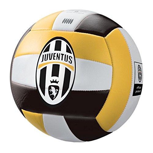 Mondo- Volley Juventu 13275 Pallone in Cuoio Gioco Sportivo Sport 105, Multicolore, 8001011132751