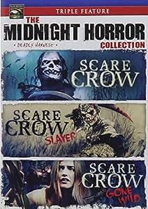 Scarecrow Triple Feature [DVD] [2002] [Region 1] [US Import] [NTSC]