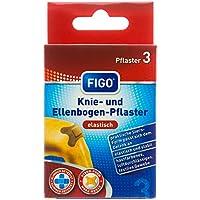 Figo Knie- und Ellenbogenpflaster, 2er Pack (2 x 3 Stück) preisvergleich bei billige-tabletten.eu