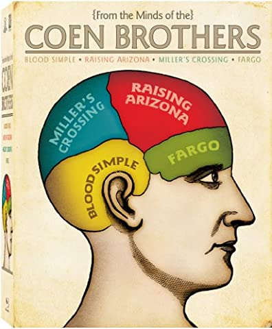Coen Brothers Collection [Blu-ray] [Import
