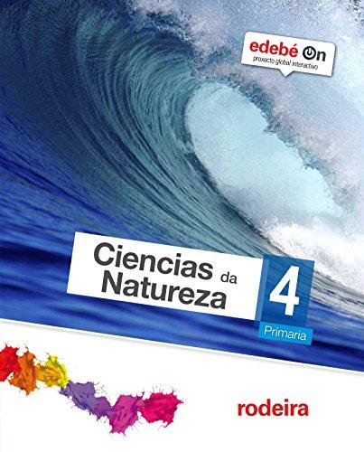 CIENCIAS DA NATUREZA 4 - 9788483494134 por Obra Colectiva Edebé
