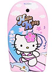 Mondo 11068 - Tabla Surf Hello Kitty, 84 cm