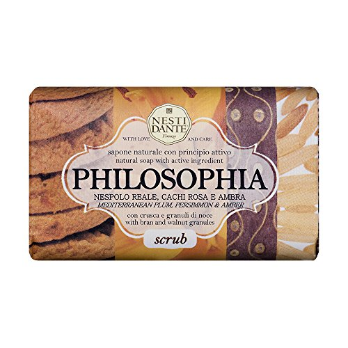 NESTI DANTE Philosophia, Illuminating Scrub Soap 250 g