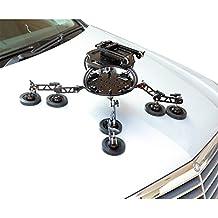 'Grip Master vibración aislador magnético coche/vehículo con ventosa para cámara de 3ejes gimbals- DJI Ronin, Movi etc. | Running capacidad de carga: 15kg/33Lb Max speed-200km/H + vuelo caso (cm-gmst-00)