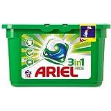 Detergente Ariel Líquido 3 en 1 - 12 Cápsulas