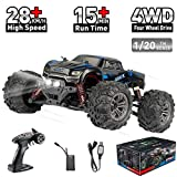 Hosim 1:20 Escala Control Remoto 9145 RC Car 28km / h Velocidad rápida All Terrain RC Truck, Monster Truck...