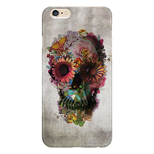 Cover Custodia Protettiva Skull Flower Eyes Grey Shades Fumo Smoke Fiori Occhi Colori Teschio Mexican Messicano Case Iphone 4/4S/5/5S/5SE/5C/6/6S/6plus/6s plus Samsung S3/S3neo/S4/S4mini/S5/S5mini/S6/note