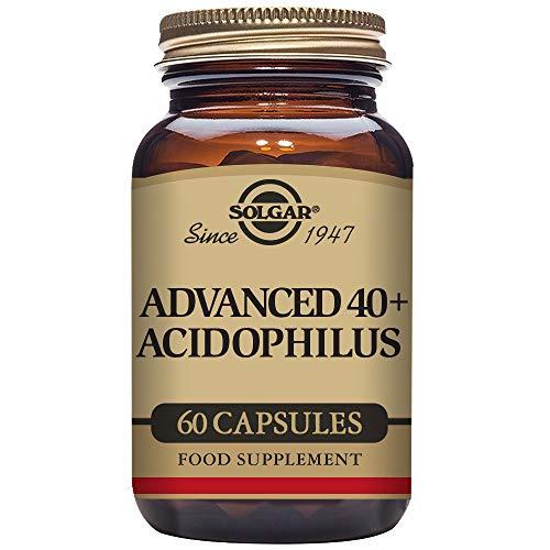Descripción40 plus acidophilus avanzado 60vegicapsindicacionesespecialmente estudiado para la protección y corrección del aparato digestivo cuidando en especial la flora intestinal. Apto para veganos. posologíatomar de 1 a 2 cápsulas al día preferent...