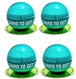 'Hard To Get' Texturizing Hair Paste *Set of 4* by TIGI Bed Head (42g each).
