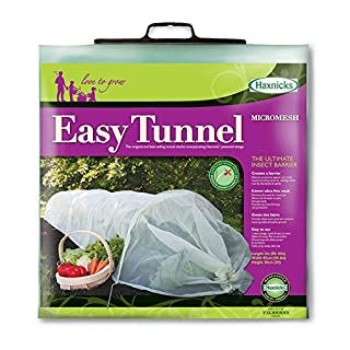 Haxnicks Easy Micromesh Tunnel Garden Cloche, Standard