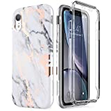 SURITCH for iphone XR case 360 Protection Silicone Back
