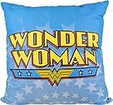 Half Moon Bay Cushion, Wonder Woman Logo
