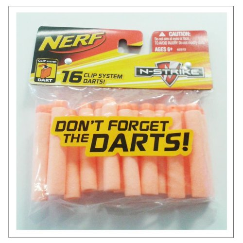 62572-04250 - Nerf Clip Syst. Darts 16 P