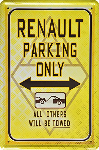 dekoschild-parkschild-renault-parking-only-20x30cm-reklame-retro-blech-metal-sign-xps7do