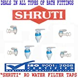 SHRUTI RO Water Filter And Purifiers Taps For Dolphin, Kent and other RO Systems - 1530