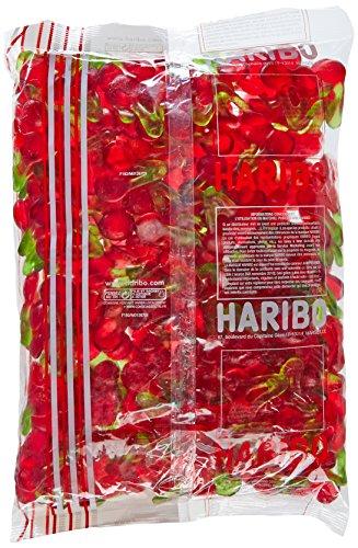 Bonbon Gélifié Happy Cherry 2 kg,HARIBO,