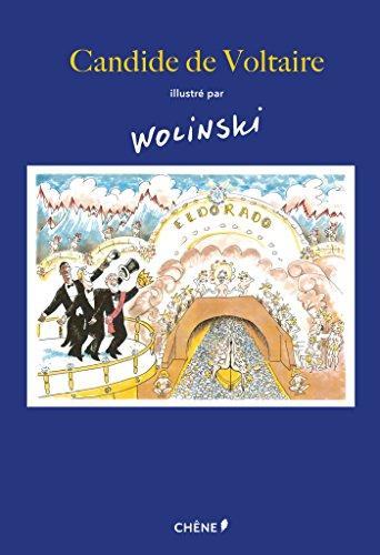 Candide de Voltaire illustr par Wolinski