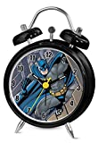 Batman Mini Twin Bell Alarm Clock