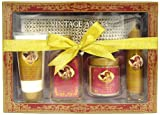 Village Cosmetics Vintage Angel Spa Set, 1er Pack (1 x 5 Stück)