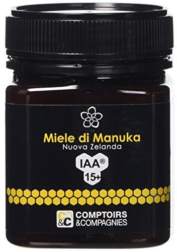Comptoirs & Compagnies Miele Di Manuka Iaa15 e Mgo 550 Min - 250 gr
