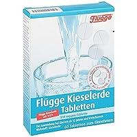 Flügge Kieselerde Tabletten, 60 St. preisvergleich bei billige-tabletten.eu