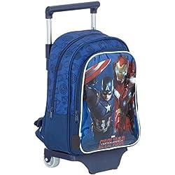 Safta Avengers 611609020 Mochila infantil