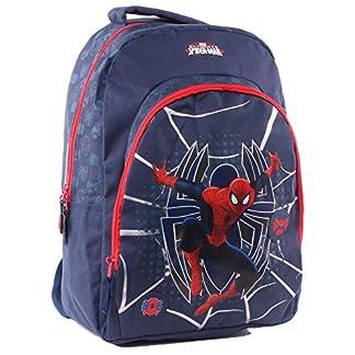 51JrbrUfAtL. SS324  - Spiderman 200-7864 Marvel Have No Fear - Mochila (tamaño Grande, 44 cm)
