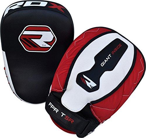 RDX Manoplas Boxeo Paos Muay Thai Kick Boxing Patada Pad Artes Marcial