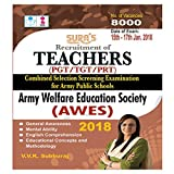 Army Welfare Education Society (AWES) Teachers PGT/TGT/PRT Exam Books