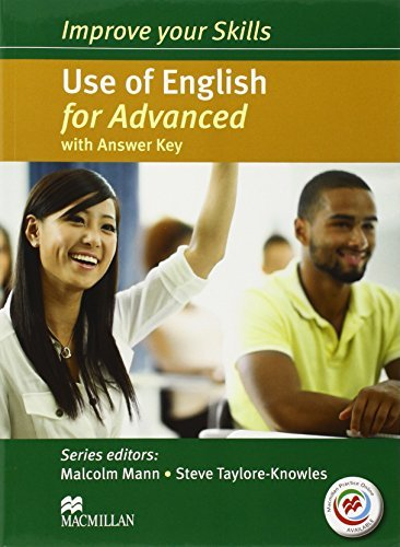 Improve Your Skills: Use of English for Advanced Student's Book with Key & MPO Pack (Cae Skills) by Malcolm Mann (2014-03-10)