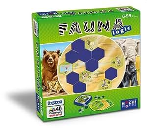 Gigamic - HUFAU - Jeu de Réflexion - Fauna Logic