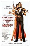 Posterlounge Alu Dibond 120 x 180 cm: James Bond 007 - Octopussy von Everett Collection