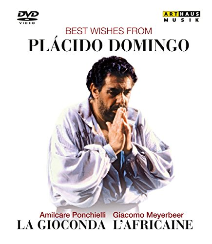 Best Wishes from Placido Domingo [3 DVDs]