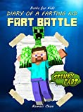 Books for Kids: Diary of a Farting Kid: Fart Battle (fart books Book 1)
