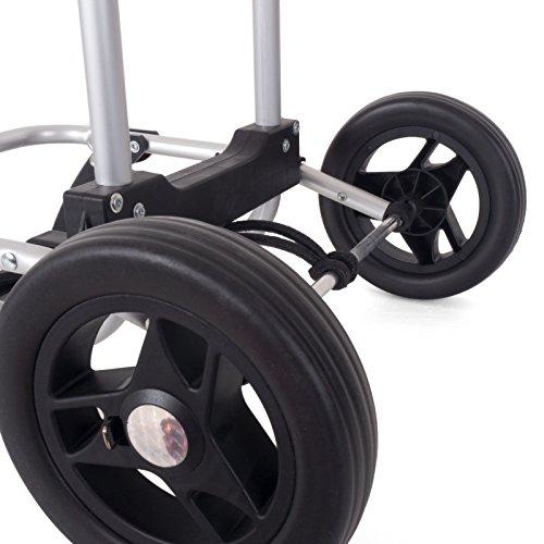 Andersen Kofferroller – Größe XL Einkaufsroller Trolley - 5