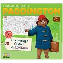 Paddington - Le coloriage géant de Londres - Dès 5 ans