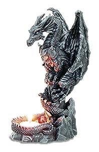 KATERINA PRESTIGE BROHF0644, diseño de dragón guardián del Fuego Sagrado