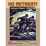 No Retreat Italian Front 1943-45 - English