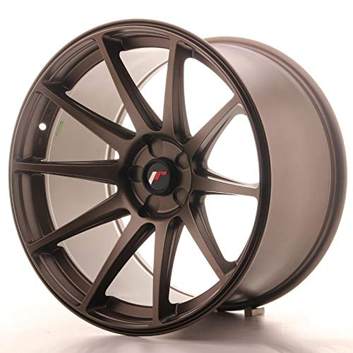 Japan Racing Felge 19 JR11 19x11 ET25 5x118/110/120/100/115/108/114.3/105/112 Bronze (5x105 Felgen)