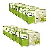 Bünting Bio Grüner Tee Beutel 20x1