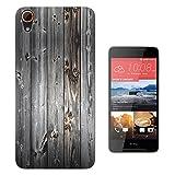 003189 - Decorative wood pattern Design HTC Desire 628
