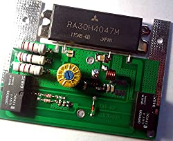 Generic Hand station power amplifier core board talkie hand power amplifier RA30H4047M