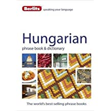 Berlitz Language: Hungarian Phrase Book & Dictionary (Berlitz Phrasebooks)