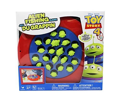 Spin Master Games- Gioco di Pesca Disney Toy Story 4, Multicolore, 6047063