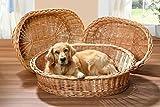 Hundekorb aus Weide 70cm
