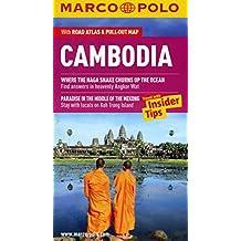 Marco Polo Cambodia (Marco Polo Travel Guides)